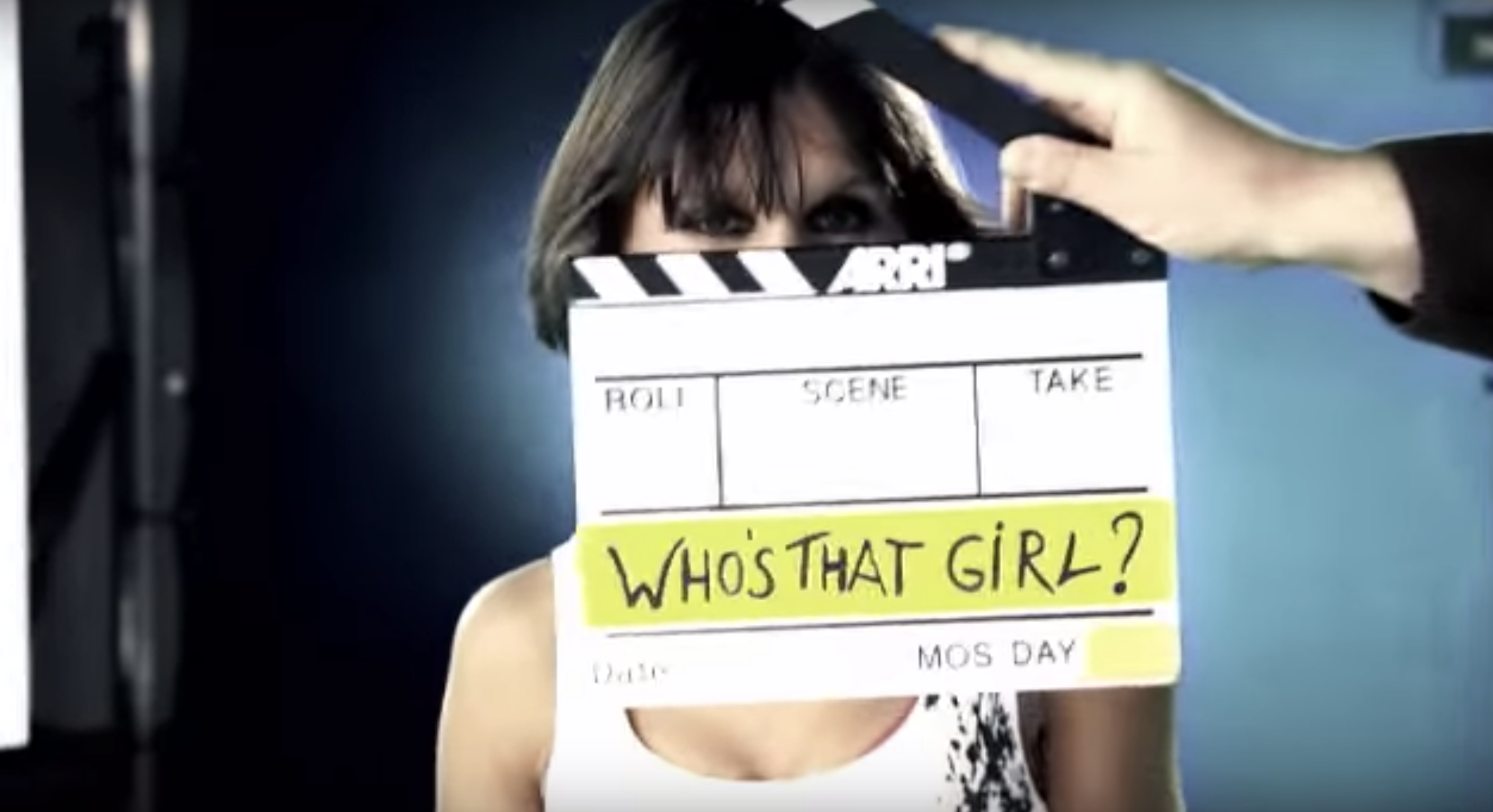 Really good / Who's that girl